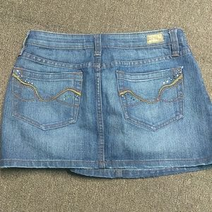 Refuge Denim Jean Skirt 5